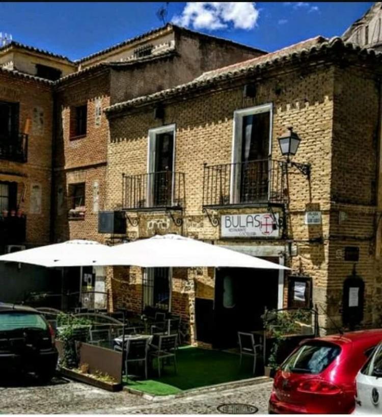 Se traspasa la Casa las Bulas - Toledo