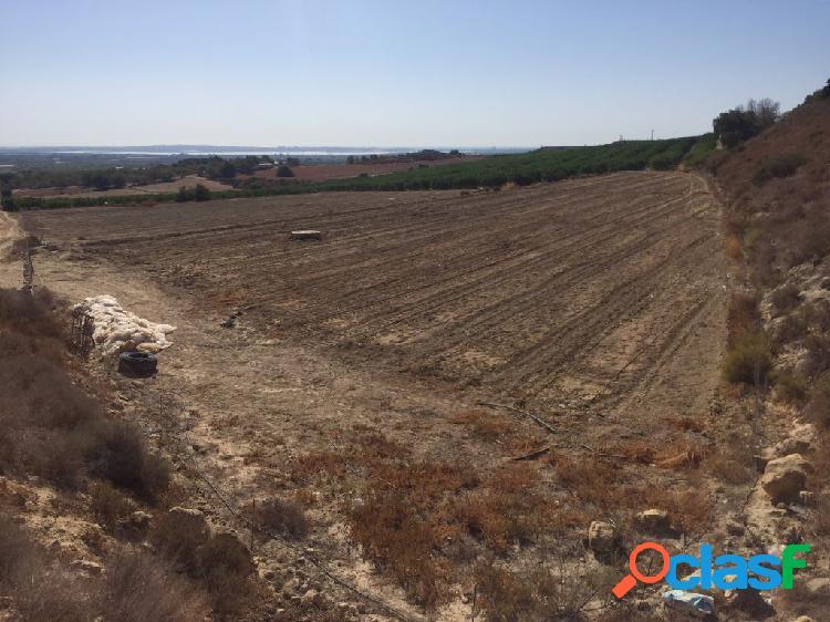Se vende parcela en San Miguel de Salinas!