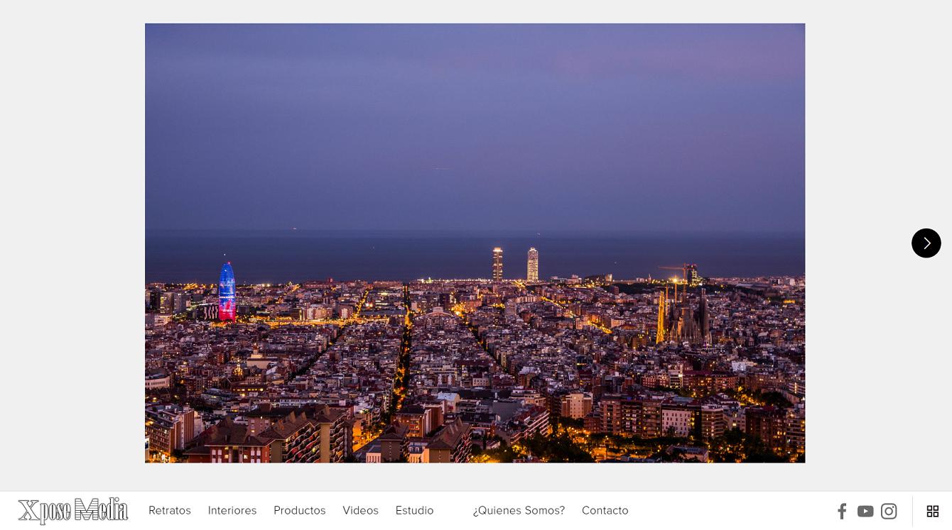 Servicio de Diseño Web Económico y profesional - Barcelona