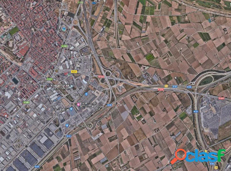 Solar urbano en venta en Sant Boi de Llobregat