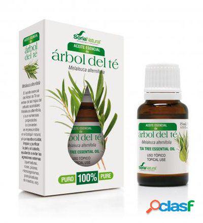 Soria Natural Aceite de Arbol del Te 15 ml 15 ml