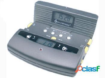 Soundmaster Reloj De Viaje Con Radio Am/Fm