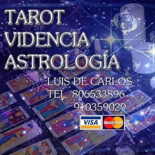 TAROT LUIS DE CARLOS - Madrid