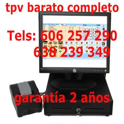 TPV BARATO VALENCIA - pack completo
