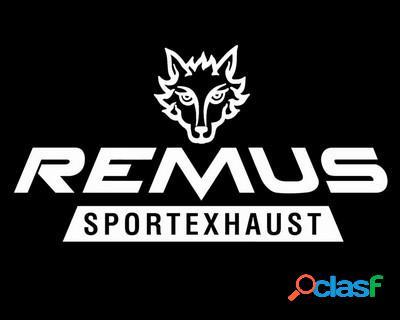 TUBO ESCAPE REMUS BMW Serie 1 E87 120I 2.0L 110 KW (N46B)