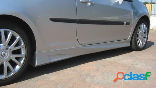 Taloneras Laterales Lester para Renault Clio III 6/05