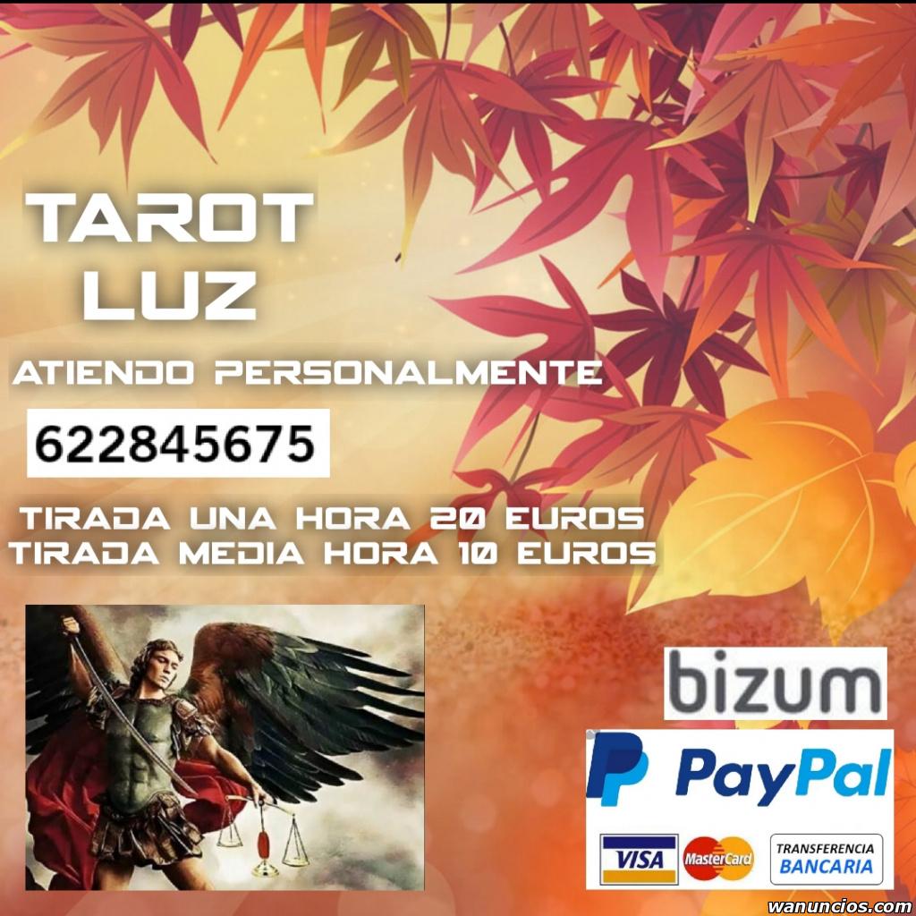 Tarot Luz - Cádiz