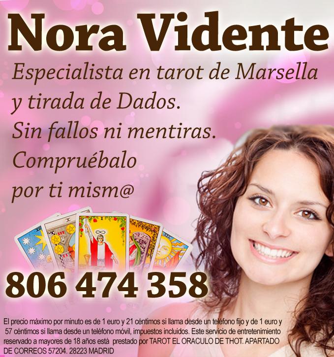 Tarot de Thot: Tarotista y Vidente Nora - Barcelona