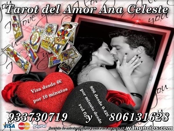 Tarot del Amor Certero sin mentiras - Cádiz