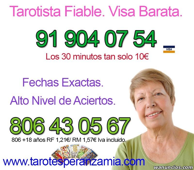 Tarot y Videncia Natural Visa 30 minutos 10€ - A Coruña