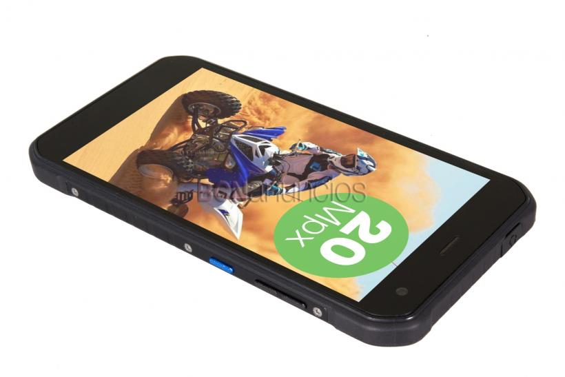 Teléfono móvil todo-terreno g8 (s.o. android)