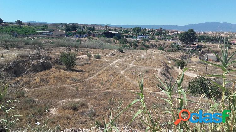 Terreno no urbano agrario de regadio en Las Torres de