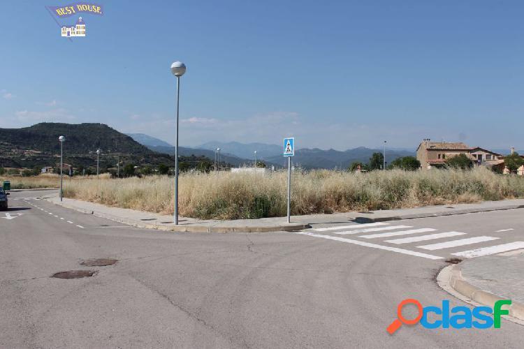 Terreno urbano en venta en Solsona