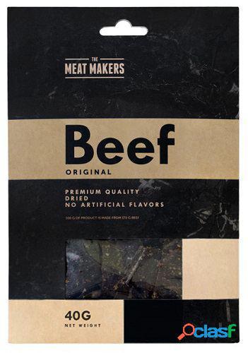 The Meat Makers Cajita de Carne de Res Gourmet 12 x 40 gr