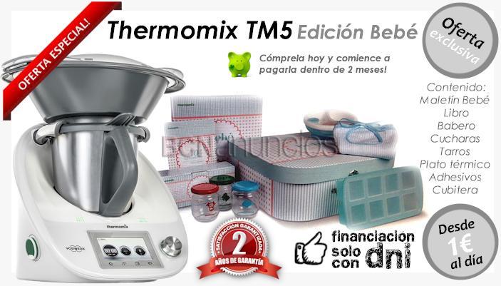 Thermomix tm5 - robot de cocina