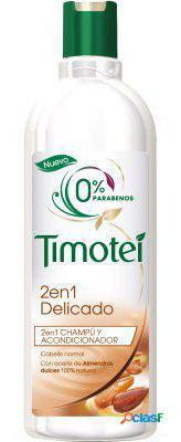 Timotei Champu 400 ml 2 en 1 Almendras 400 ml