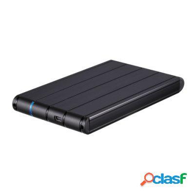 """TooQ Tqe-2530B caja Hdd 2. 5"""" Sata3 Usb 3. 0 Negra, original"""