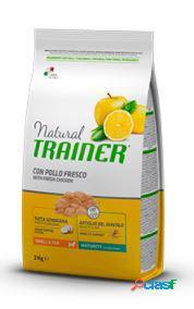 Trainer Natural Small & Toy Maturity Pollo Fresco 2 KG