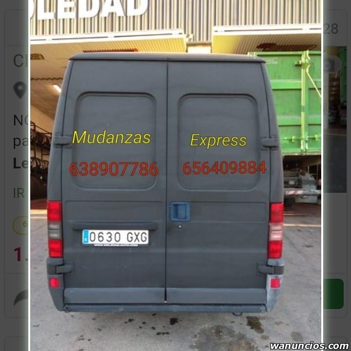 Transportes, Portes y Mudanzas - Alicante