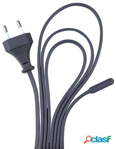 Trixie Cable Calentador, Silicona, Single Line, 25 W/4.50