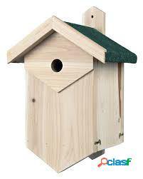 Trixie Caja Nido, Pájaros Anidan Cavidades 25x40x22 cm