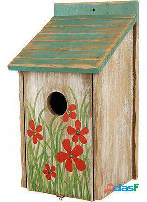 Trixie Nido para Pájaros Caja de Madera 1 Kg