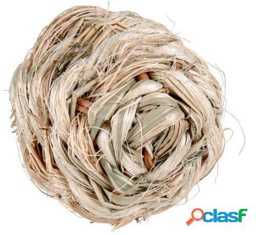 Trixie Pelota de Heno con Cascabel 6 cm