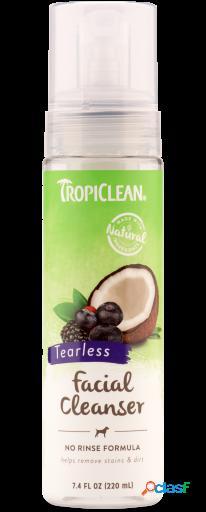 TropiClean Waterless Limpiador Facial 218 ml 218 ml
