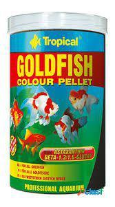 Tropical Goldfish Color Pellet 250 ml 250 ml