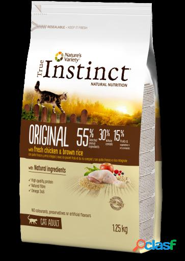 True Instinct Pienso Original Pollo 1.25 KG