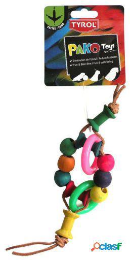 Tyrol Disco Ball Toy Pako Paws 285 GR