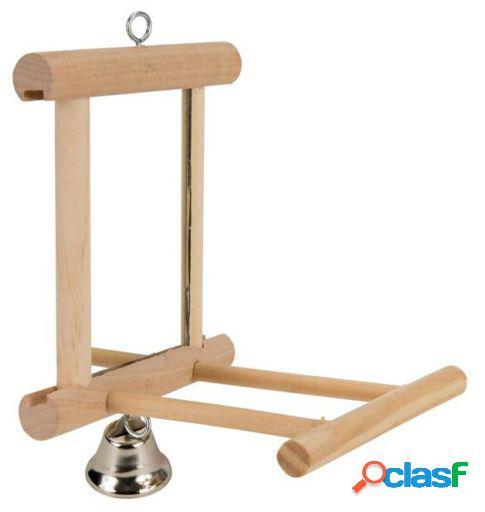 Tyrol Espejo de madera + campana 38 GR