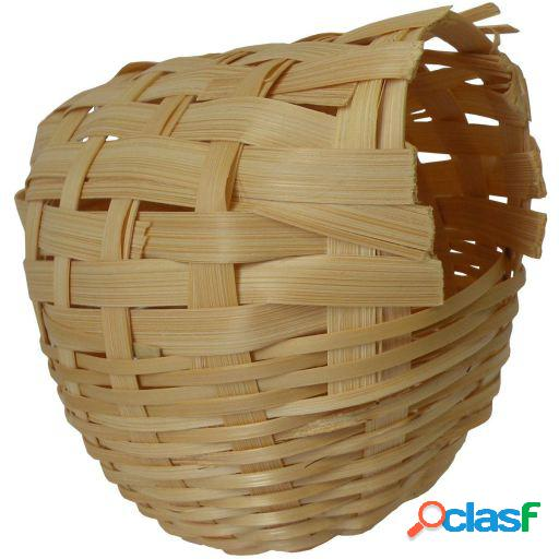 Tyrol Rattan Nest Pagoda M For Birds Exo 23 GR