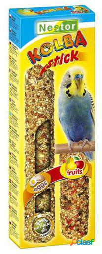 """Tyrol Sticks """"2In1"""" For Parakeets - Eggs And Fruits 86 gr"""