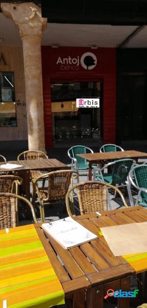 Urbis te ofrece un estupendo local en el centro de Salamanca