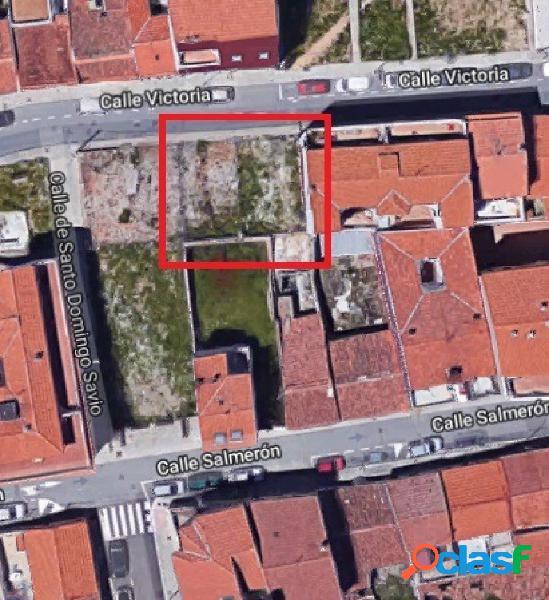 Urbis te ofrece un suelo urbano en Salamanca, en la zona de