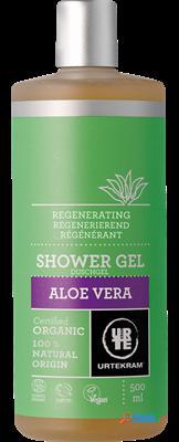 Urtekram Gel de Ducha de Aloe Vera 500 ml Bio 500 ml
