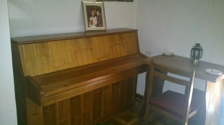 VENDO PIANO