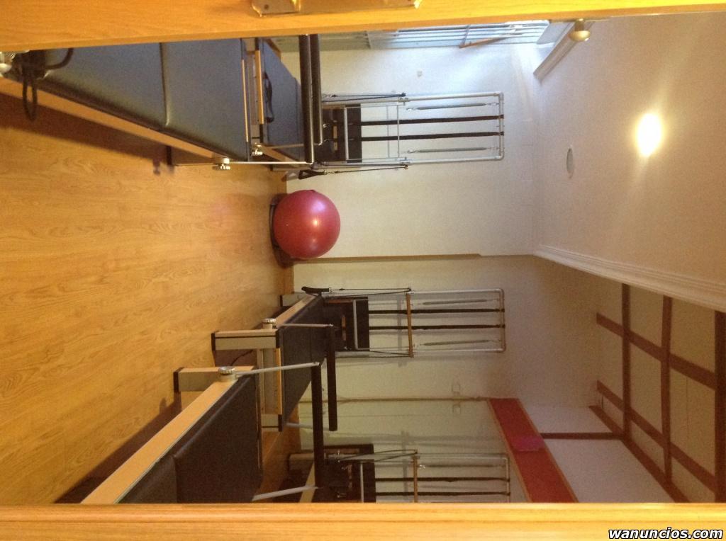 Vendemos estudio de pilates en Madrid por jubilación gran