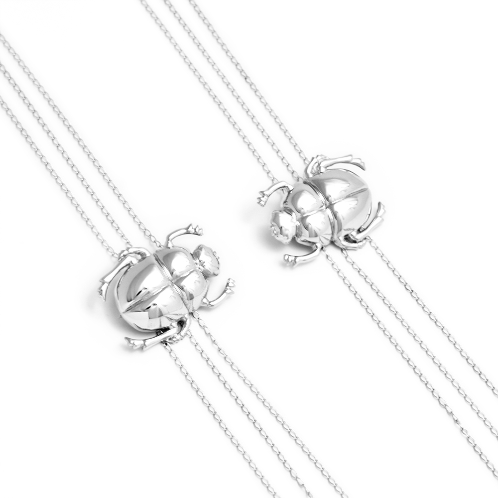Vendo mi DoMo Jewelry - Beetle Shoulder Brooch - Madrid