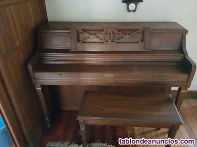 Vendo piano pared marca wurlitzer