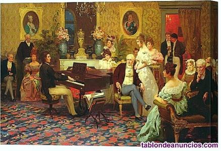 Vendo temario piano oposiciones conservatorio