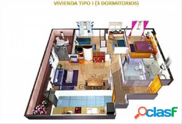 Venta de Piso 3 Habitaciones en El Quiñon, Seseña
