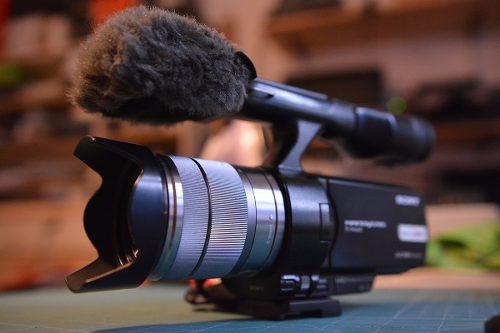 Venta de cámaras de vídeo Full HD desde 350 euros - Madrid