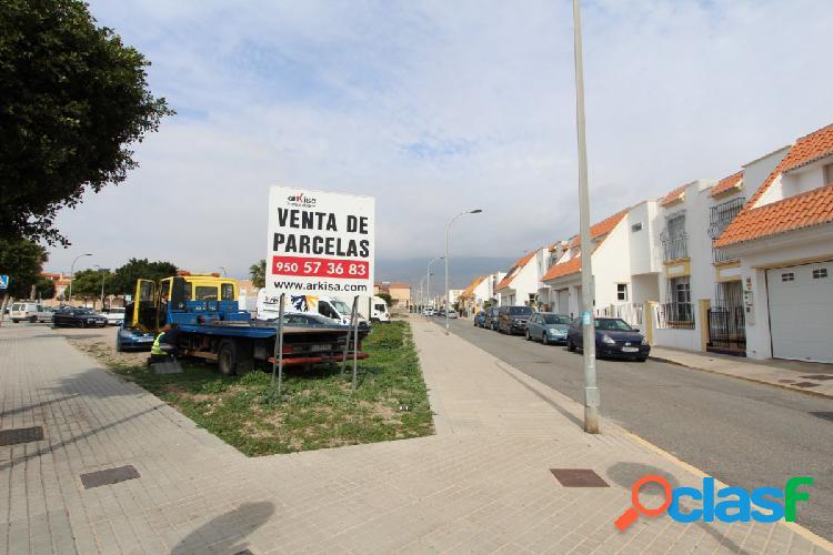 Venta de solar en El Ejido, zona Ejido Centro!!!
