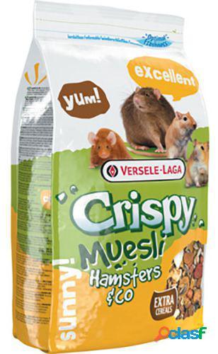 Versele Laga Crispy Muesli Hamsters & Co 400 GR