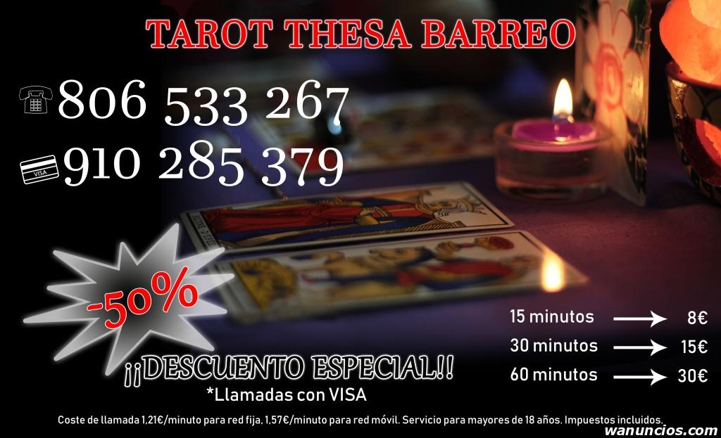 Vidente sin gabinete Thesa Barreo - Asturias
