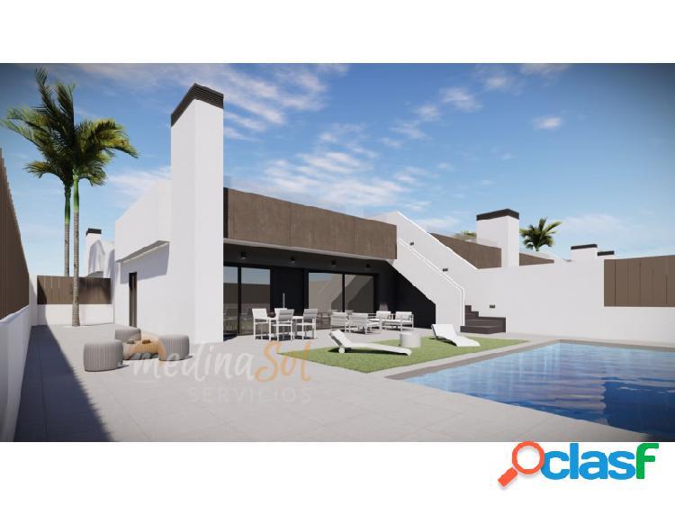 Villa 3 dormitorios con piscina privada y solárium Mar de