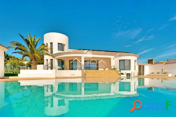"""""""Villa de Lujo en Javea con con vistas espectaculares en"""