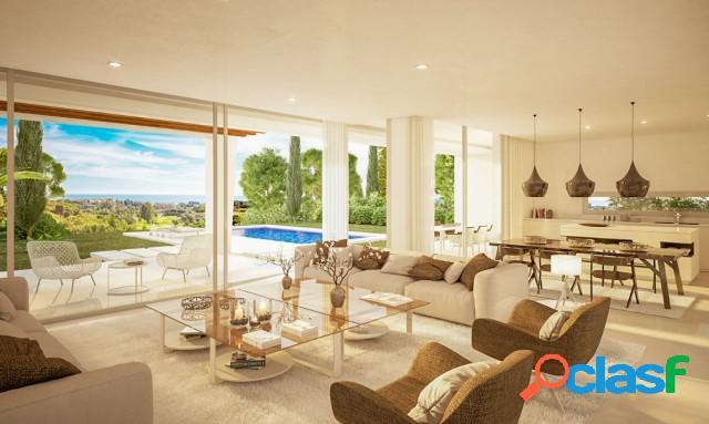 Villa de Obra Nueva en venta en Marbella Este, Malaga